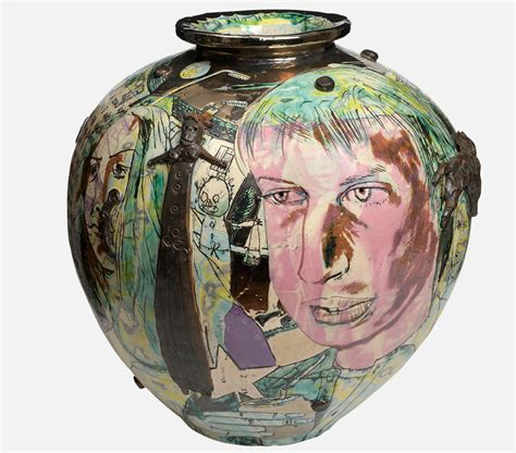 Grayson Perry Vase by Grayson Perry A Master Of Rabble Rousing And Else