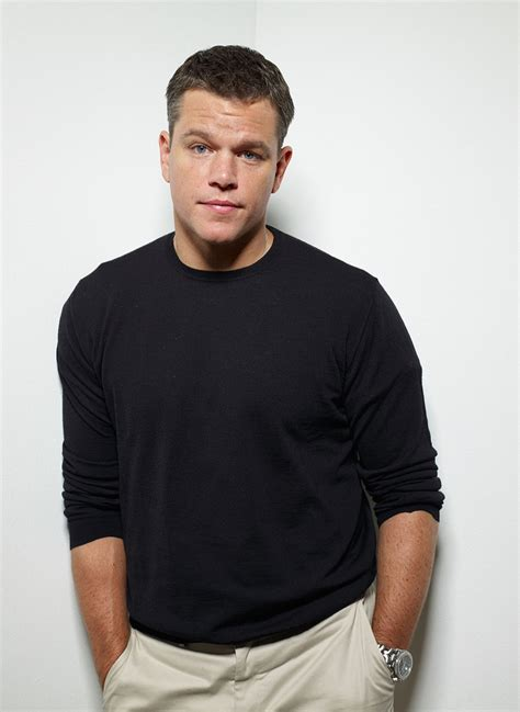 matt daomn matt damon poi