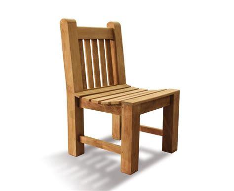 balmoral garden teak dining chair
