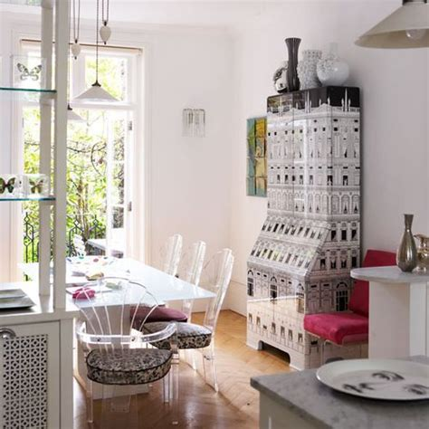 Decorating Ideas Terraced Houses Vintage Cineserie Shabby Chic Home Relooking Remilia