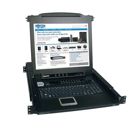 tripp lite netdirector ps 2 to hd15 server ports rack