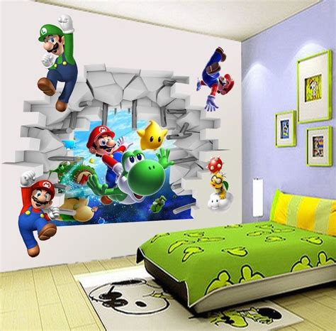 inspiration mario themed room   kids evercoolhomes
