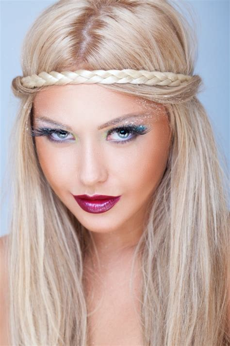 forehead braid hairstyles bohemian hairstyles lionesse