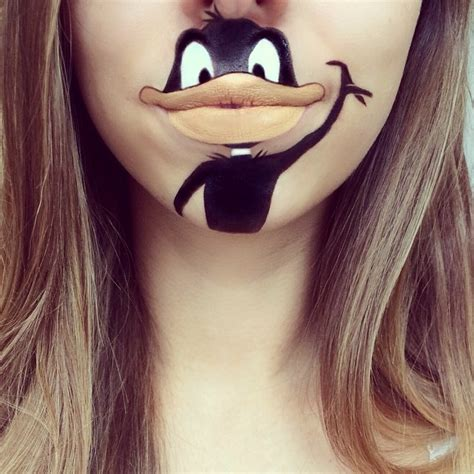 film build up in mouth lips become cartoons in new lip art by laura jenkinson