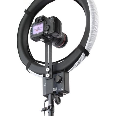 Braket Ringlight Z nanguang z type holder mounting bracket to fit for cn r640 led ring light and to the