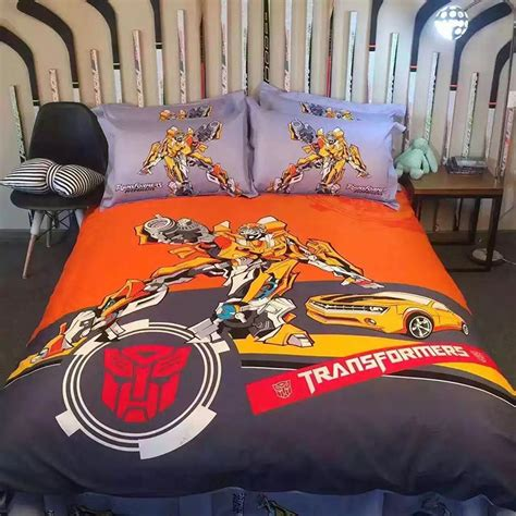 transformer comforter transformers duvet cover promotion shop for promotional