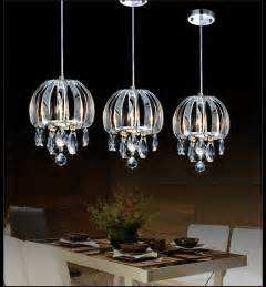 Contemporary Pendant Lights For Kitchen Island by Modern Pendant Lamp Crystal Kitchen Pendant Lighting