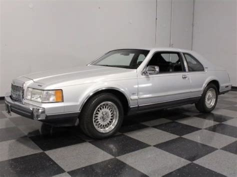 free service manuals online 1990 lincoln continental seat position control sell used 57k actual miles original paint warranty card owners manual rebuilt trans in