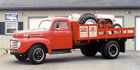 dorothy truck leonard dorothy lowry s 1949 ford f5 truck w 8n