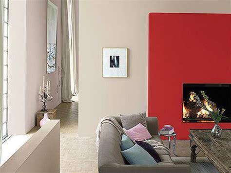 Moda Salon Interiors by Colores Para Salones Excellent Una Pared De Color En El
