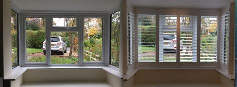 32 best box bay window images on pinterest windows square bay shutters fitted in winchester shuttersouth