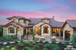mediterranean home designs mediterranean custom home designs decosee