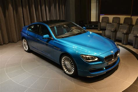 Bmw 1er Coupe Alpina by Bmw Alpina B6 Gran Coup 233 In Atlantis Blue Individual Extrem