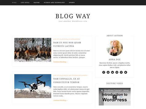 wordpress themes like blog die 10 sch 246 nsten und interessantesten wordpress themes f 252 r
