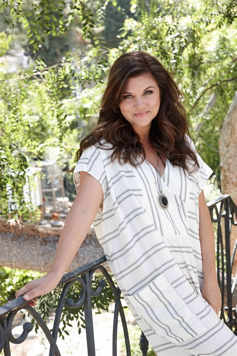tiffani thiessen home we visit actress tiffani thiessen at home in la to find