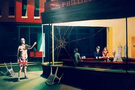 Bohemian Style Decor by Nighthawks Canvas Print By Banksy Icanvas