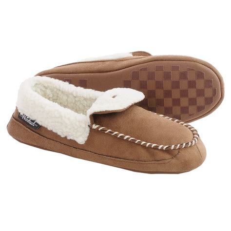 moccasin shoes for woolrich overlook moccasin slippers for
