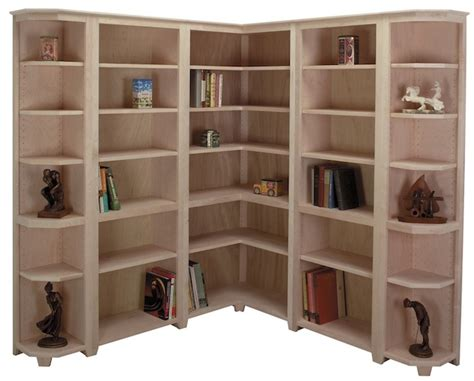 brown bookshelves arthur brown custom corner bookcases arthur w brown