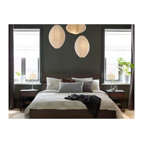 Trysil Bed Frame Trysil Bed Frame Brown Lur 246 Y Standard Ikea