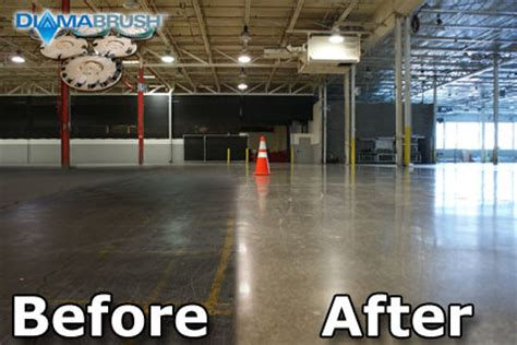 Refinish Concrete Floor by Floor Scrubbers And Floor Sweepers Factory Cat