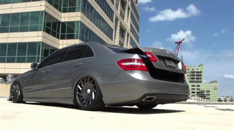 bagged mercedes e class 100 bagged mercedes e class bagged on 20s