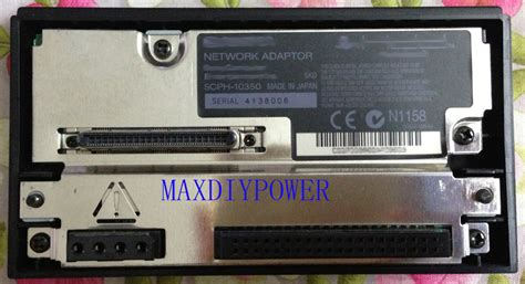 Network Adaptor Ps2 Sata original ps2 network adaptor modified to to support 2 5 3