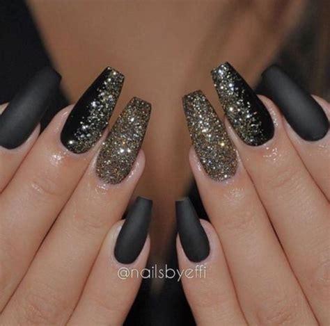 new year cut fingernails 33 killer coffin nail designs nail design ideaz