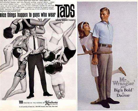 swinging adverts swinging sixties menswear adverts for amorous playboys
