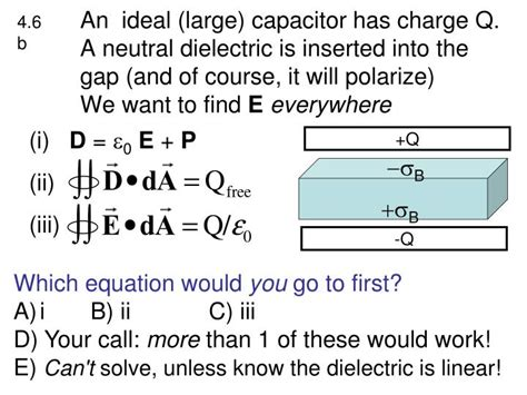 inserting dielectric in capacitor insert dielectric and capacitor 28 images college physics capacitors and dielectrics voer