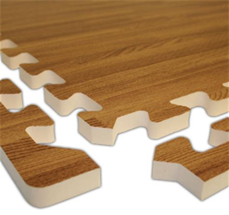 Puzzle Floor Wood by Realsoft Wood Foam Tiles Are Puzzle Mats By Floormats