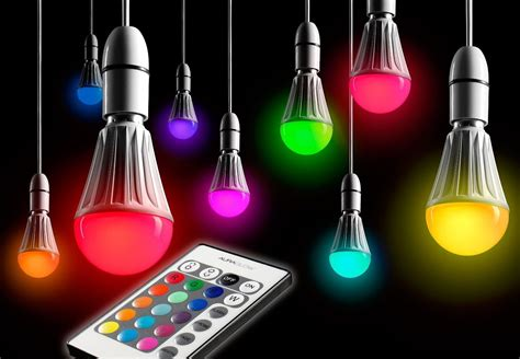 what do led light bulbs look like color changing led l 10 simple ways to make your