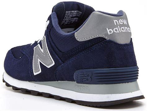 Jual New Balance 420 Jakarta new balance classic retro running navy blue grey trainers ml 574 nn ebay