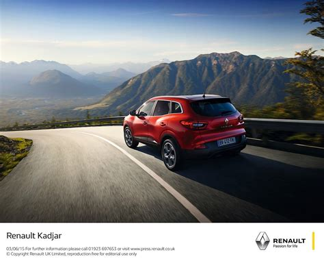 renault kadjar 2015 price renault kadjar crossover uk pricing revealed starts at 163