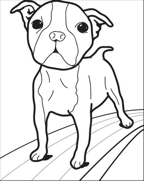 coloring pictures of small dogs free printable small coloring page for