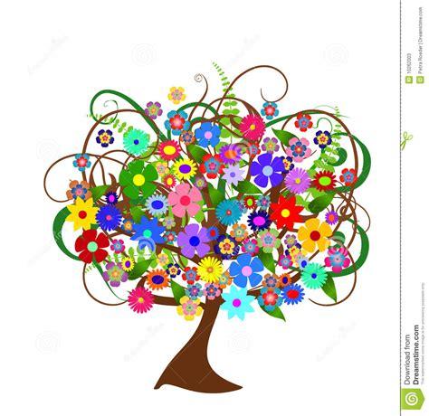 flower tree clipart clipartxtras