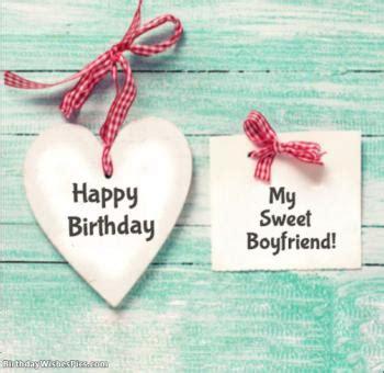 happy birthday wishes  boyfriend romantic images