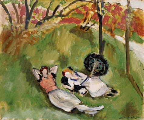 Reclining Matisse by Appreciation Easy Peasy All In One High School
