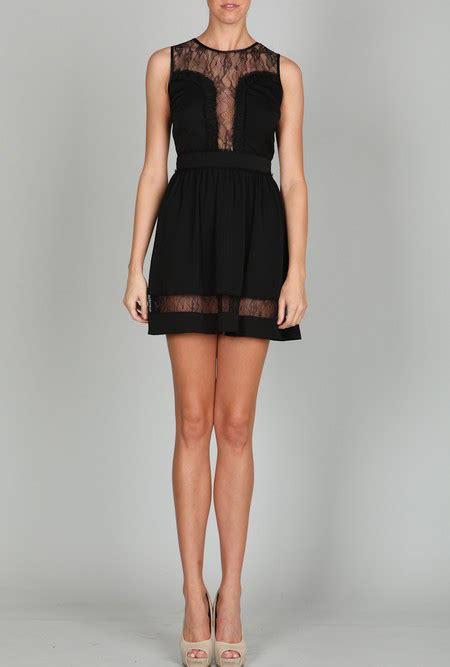 Flirtatious Dress dress flirtatious flattery lace yoke peek a boo a line dress sincerely sweet boutique