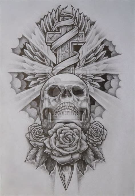 skull and cross bones tattoo skull and crossbones for skull and
