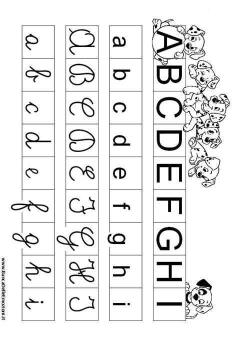 lettere dell alfabeto in corsivo pi 249 di 25 fantastiche idee su lettere per bambini su
