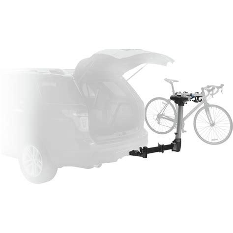 thule swing away 4 bike rack thule apex swing away bike rack 4 bike backcountry com