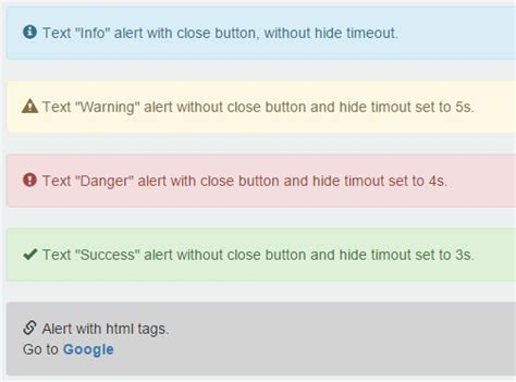 jquery tutorial alert jquery plugin for handling bootstrap alerts inflop