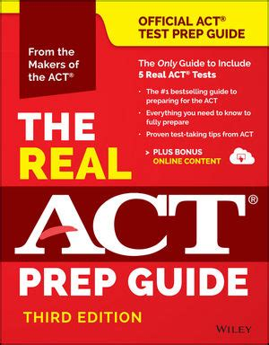 the book of the c classic reprint books wiley the real act prep guide book bonus