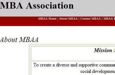Do You To A Masters Before Mba by Kurt Bachtold S Portfolio Mba Association Showcase