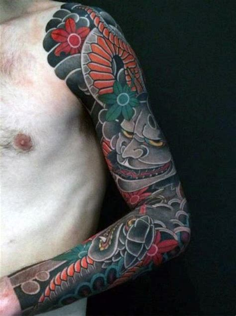japanese tattoo ideas for men 50 japanese tattoos for masculine motifs