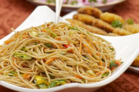 Easy Appetizers by Asian Noodle Salad Delights Of Culinaria