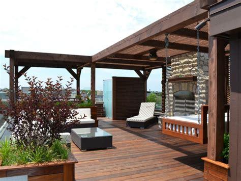 Pergola Bois Moderne by Pergola Moderne Bois Id 233 E Int 233 Ressante Pour La