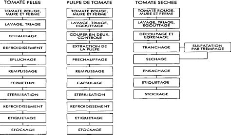diagramme technologique de fabrication du yaourt comment conserver les tomates diagramme de production