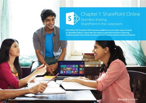 office 365 education in the classroom