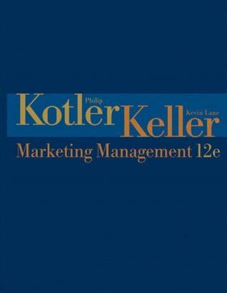 Marketing Management Books For Mba Free Pdf by Marketing Management By Philip Kotler Reviews